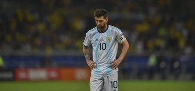 """""""A Messi lo van a sacudir con la sanción"""""""