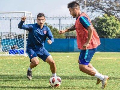 El equipo de Cerro para el estreno en la Copa Paraguay