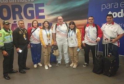 Paraguayos ya se instalan en la Villa Panamericana