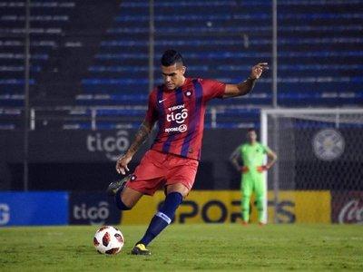 Saiz valora la oportunidad de mostrarse en Copa Paraguay