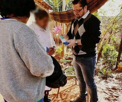 Asisten caso de compleja patología neuropsiquiátrica en Minga Guazú