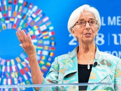 Lagarde renuncia formalmente al FMI a partir del 12 de setiembre