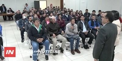 CURSO DE PLAN DE NEGOCIOS PARA MICROEMPRESAS SE DESARROLLÓ EN ENCARNACIÓN