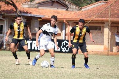 Juvenil de Olimpia va al Cruzeiro de Brasil