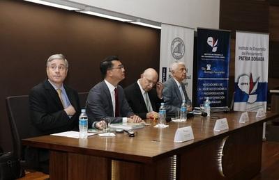 Prestigiosa fundación brinda puntaje positivo a libertad económica paraguaya