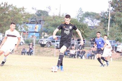 Nicolás Morínigo jugó su primer partido tras la lesión