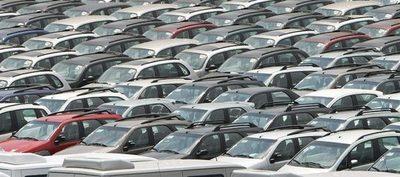 Importación de automotores disminuyó 15,5%