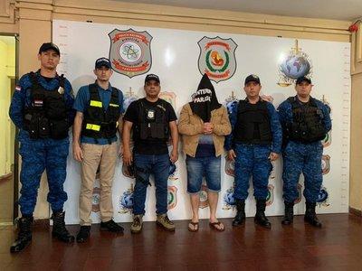 Paraguayo buscado por homicidio en Argentina es detenido