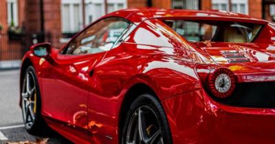 Pillan fábrica de Ferrari trucho