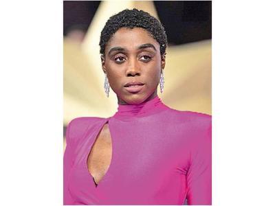 Lashana Lynch, la  agente 007