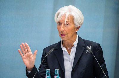 Lagarde se retirará el 12 de septiembre