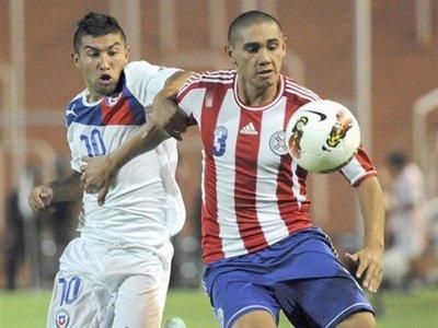 Teodoro Paredes tiene nuevo equipo en el exterior