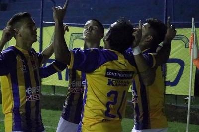 Sportivo Luqueño golea en la Copa Paraguay