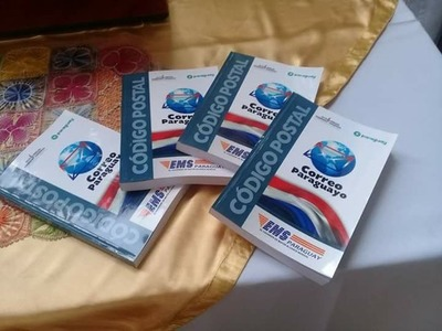 Correo Paraguayo invita a ingresar a la web y conocer el código postal