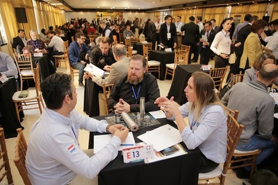 Expo Rueda Internacional cerró con intención de negocios de U$S 190 millones
