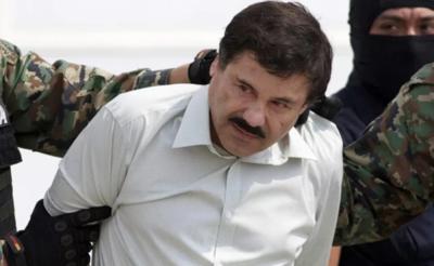 Condenan a Joaquín 'El Chapo' Guzmán a cadena perpetua