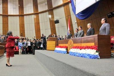 Carolina Llanes juró como nueva ministra de la Corte Suprema de Justicia