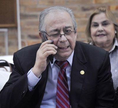 Senado: Tras incidentes, juró Raúl Torres Kirmser como nuevo integrante del Consejo de la Magistratura