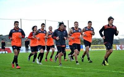 Santaní, listo para debutar en la Copa Paraguay