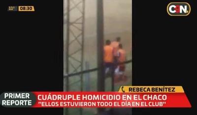 Dan a conocer video de coartada de hermanos sospechosos de masacre