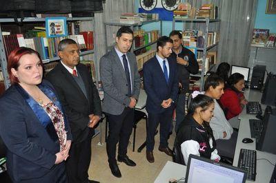 Habilitan primer curso de informática para internas del Buen Pastor
