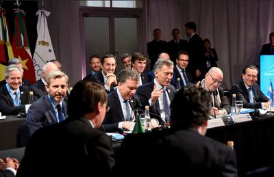 Acuerdo con UE permitirá consolidación y modernización del Mercosur, afirma Macri