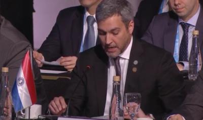 Abdo Benitez destaca acuerdo entre Unión Europea y el Mercosur