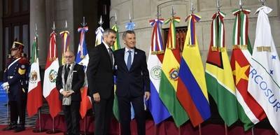 Cumbre de Mercosur: Abdo insta a países incorporar nuevas temáticas para mayor competitividad del bloque