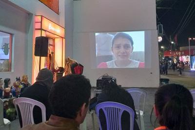 Proyectan cortos del cineasta paraguayo ganador de Festival Oberá de Argentina