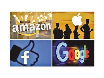 Urgen al G7 acelerar impuesto a los gigantes de internet