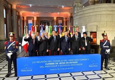 El Mercosur requiere una actualización a las realidades y exigencias del mundo de hoy, instó Mario Abdo
