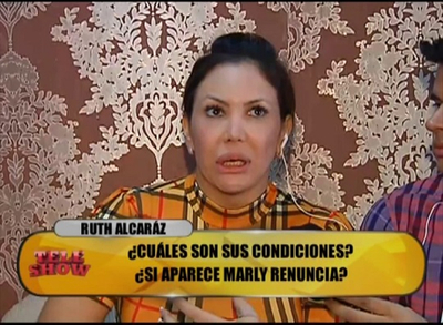 """Ruth Alcaráz con ataques de pánico tras ingresar a """"Baila Conmigo"""""""