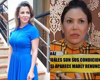 "Ruth Alcaráz: ""Para mi Marly Figueredo no existe"""