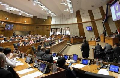 """Diputados rechazan veto de Mario Abdo a ley de """"Autoblindaje"""""""