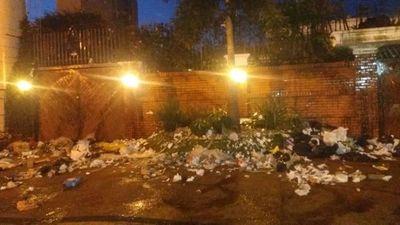 Ex intendenta de CDE denuncia ataque a su domicilio