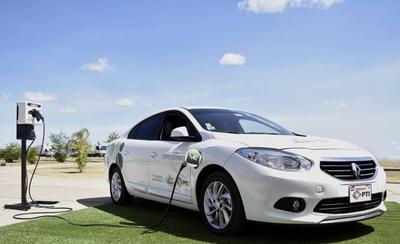 HOY / Inminente realidad: de CDE a  Asunción en autos eléctricos  a un costo de G. 25.000
