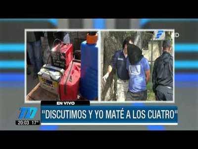 Masacre en el Chaco: giro en la investigación tras confesión del capataz