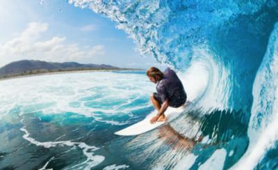 HOY / Tokio 2020 pone a punto el surf para su debut olímpico