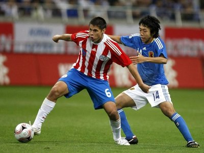 Paraguay confirma un amistoso en Asia