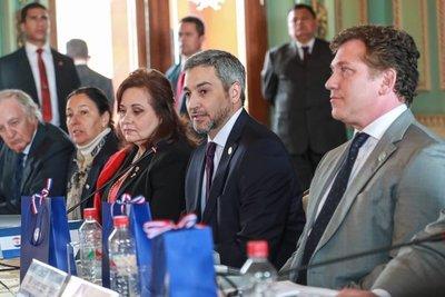 Mario Abdo ratifica la candidatura al Mundial 2030