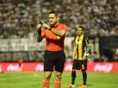 Árbitros de la fecha 2 del Clausura 2019