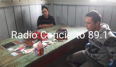 Hombre es detenido luego de atraco a farmacia