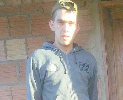 Joven está desaparecido desde hace 5 días en Yby Yaú
