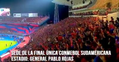 Esto es lo que Paraguay propone para ser sede del Mundial 2030