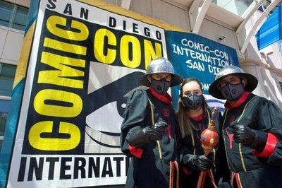 Marvel y Game of Thrones, entre lo más sabroso de la Comic-Con número 50