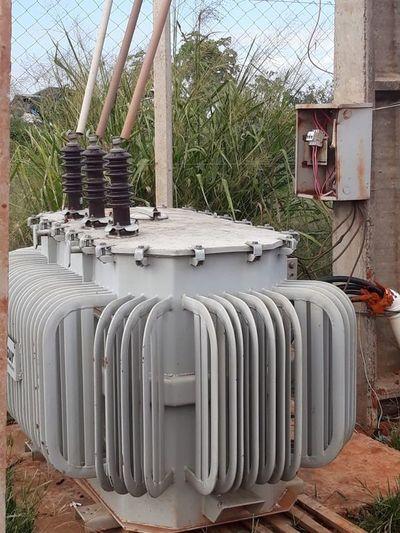 Cortan servicio de energía en el vertedero municipal de Salto del Guairá