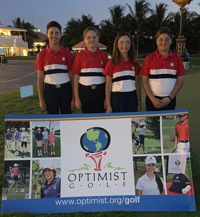 Buen desempeño de paraguayas en certamen internacional de golf