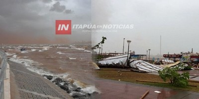 ENCARNACIÓN INTERCAMBIARÁ EXPERIENCIAS SOBRE PREVENCIÓN DE RIESGOS POR FENÓMENOS NATURALES