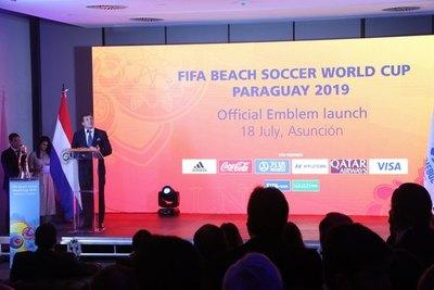 Paraguay apunta a organizar el mejor mundial