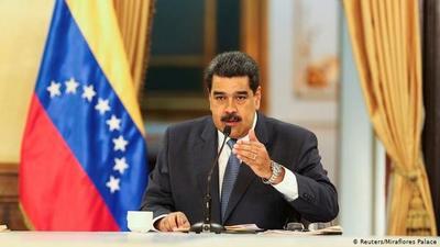 """Maduro llama a la oficina de Bachelet """"enemiga"""" de Venezuela"""
